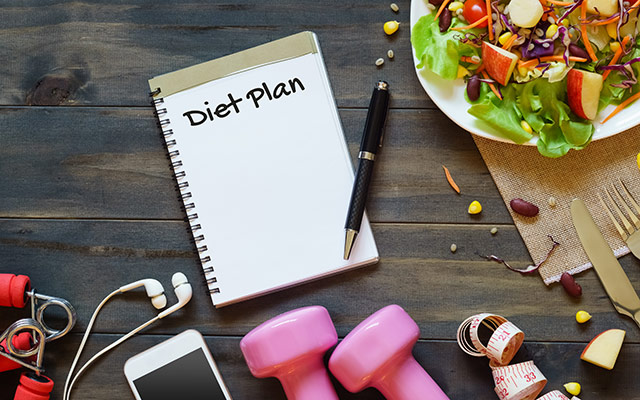 Načrt za hujšanje